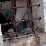 Vecchie finestre e memories2 Fotografie Stock
