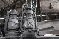 Vecchie lampade Immagine Stock Libera da Diritti