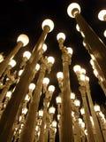 Vecchie lampade di via Fotografia Stock Libera da Diritti