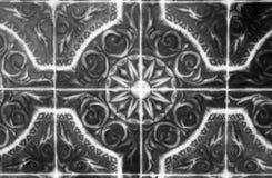 Vecchie mattonelle Immagine Stock