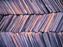 Vecchie mattonelle Fotografie Stock Libere da Diritti