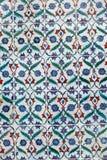Vecchie mattonelle dell'ottomano illustrazione di stock