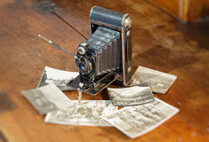 Vecchie memorie di guerra Immagine Stock