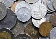 Vecchie monete Immagine Stock Libera da Diritti