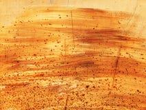 Vecchie pareti incrinate del fondo della costruzione Fotografia Stock Libera da Diritti