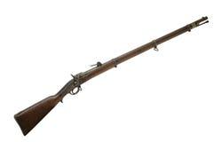 Vecchie pistole fotografie stock