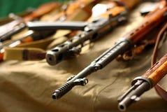 Vecchie pistole Immagine Stock Libera da Diritti