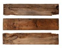 Vecchie plance immagine stock