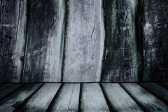 Vecchie plance di legno Immagini Stock Libere da Diritti