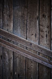 Vecchie plance di legno Fotografia Stock Libera da Diritti