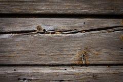 Vecchie plance di legno (per fondo) Fotografia Stock