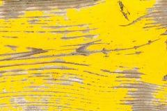 Vecchie plance dipinte di legno per fondo immagine stock