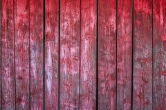 Vecchie plance stagionate di legno Fotografia Stock