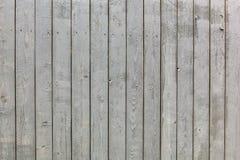 Vecchie plance stagionate di legno Fotografie Stock Libere da Diritti