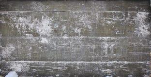 Vecchie plance wheathered di legno con i graffi Fotografie Stock Libere da Diritti
