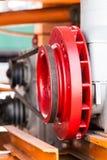 Vecchie riparazione e costruzione del meccanismo Immagine Stock