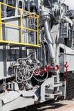 Vecchie riparazione e costruzione del meccanismo Immagini Stock