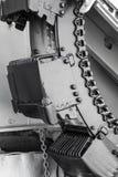 Vecchie riparazione e costruzione del meccanismo Fotografia Stock