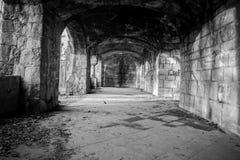 Vecchie rovine Immagini Stock
