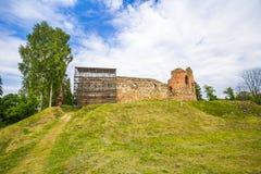 Vecchie rovine Immagine Stock
