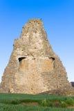 Vecchie rovine a hadleigh Immagini Stock