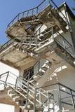 Vecchie scale Immagini Stock Libere da Diritti
