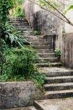 Vecchie scale Fotografia Stock Libera da Diritti