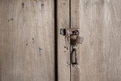 Vecchie serrature arrugginite Immagini Stock Libere da Diritti
