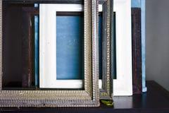 Vecchie strutture della pittura Fotografia Stock Libera da Diritti