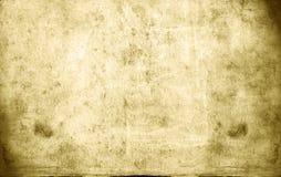 Vecchie strutture di carta Fotografie Stock Libere da Diritti