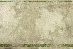 Vecchie strutture di carta sporche Fotografie Stock Libere da Diritti