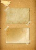 Vecchie strutture di lerciume sulla carta antica Immagine Stock