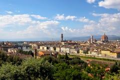 vecchio της Φλωρεντίας Ιταλία γ& Στοκ Φωτογραφίες