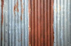 Vecchio acciaio 2 Immagini Stock