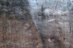 Vecchio acciaio inossidabile Fotografia Stock Libera da Diritti