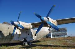 Vecchio aereo Immagini Stock Libere da Diritti