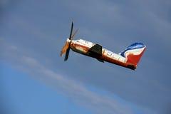 Vecchio aereo del giocattolo Fotografie Stock Libere da Diritti