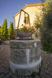 Vecchio antico bene in Toscana Fotografia Stock
