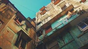 Vecchio appartamento Fotografie Stock Libere da Diritti
