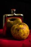 Vecchio Apple Immagini Stock