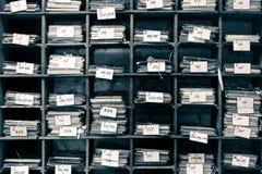 Vecchio archivio Fotografie Stock Libere da Diritti