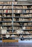 Vecchio archivio Immagine Stock