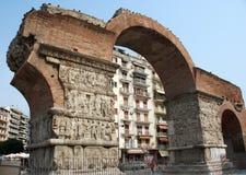 Vecchio arco Fotografie Stock