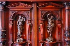Vecchio armadio Immagine Stock