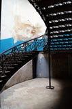 Vecchio atrio di Tbilisi Fotografia Stock Libera da Diritti
