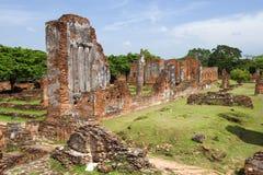 Vecchio Ayutthaya Fotografie Stock Libere da Diritti