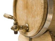 Vecchio barilotto per vino immagine stock libera da diritti