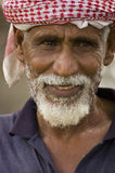 Vecchio beduin arabo Immagini Stock Libere da Diritti
