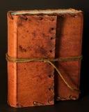 Vecchio blocco note Fotografia Stock