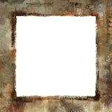 Vecchio blocco per grafici dell'annata Fotografia Stock